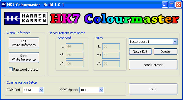 Colourmaster Software